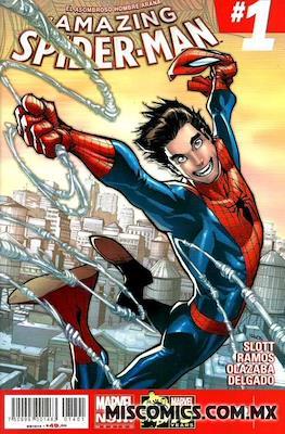 The Amazing Spider-Man (2014-2016) (Grapa) #1