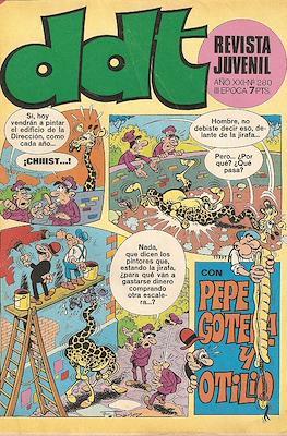 DDT (1967-1978) (Grapa) #280