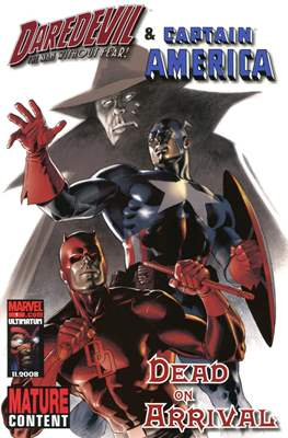 Daredevil & Captain America: Dead on Arrival