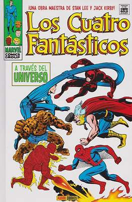 Los Cuatro Fantásticos. Marvel Gold (Omnigold) #4