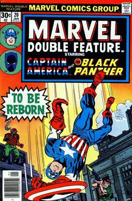 Marvel Double Feature Vol 1 (Grapa, 32 págs. (1973-1977)) #20