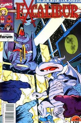 Excalibur Vol. 1 (1989-1995) (Grapa) #40