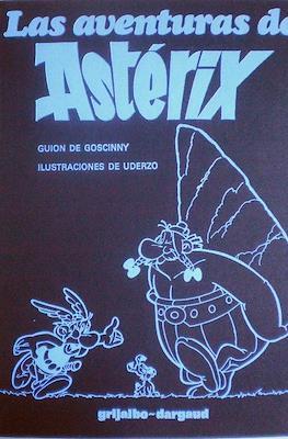 Las aventuras de Astérix (Cartoné) #4