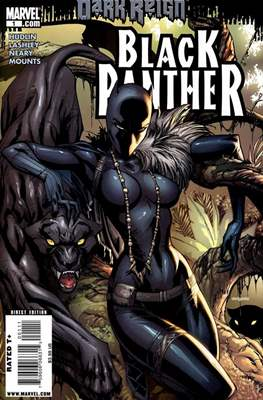 Black Panther Vol. 5 (2009-2010)