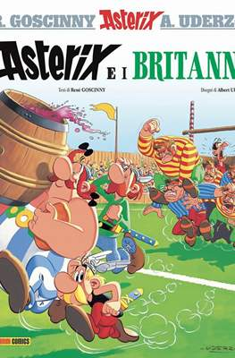 Asterix Collection #8