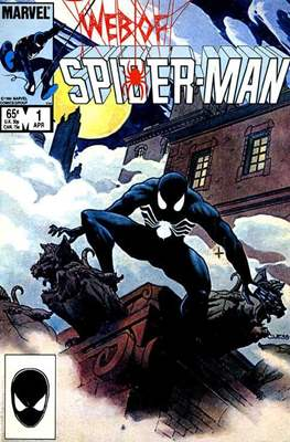 Web of Spider-Man Vol. 1 (1985-1995) (Comic-book) #1