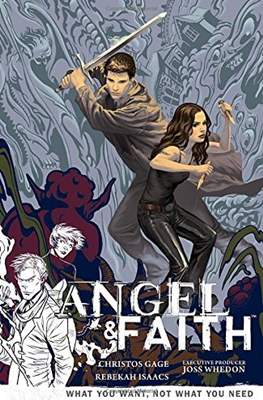 Angel & Faith: Season 9 (Softcover) #5