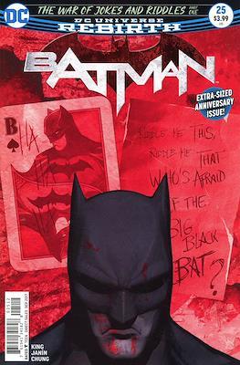 Batman Vol. 3 (2016- Variant Covers) (Comic Book) #25.1
