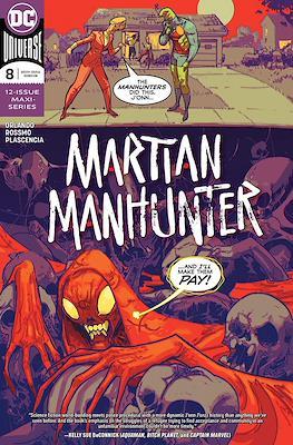 Martian Manhunter Vol. 5 (2018-...) (Comic Book) #8