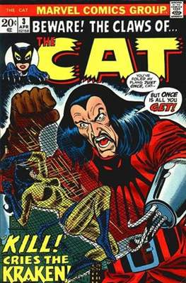 The Cat (1972) (comic grapa usa) #3