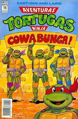 Aventuras Tortugas Ninja (Grapa) #22