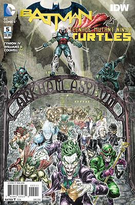 Batman / Teenage Mutant Ninja Turtles (Comic book) #5