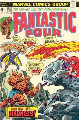 Fantastic Four Vol. 1 (1961-1996) (saddle-stitched) #138
