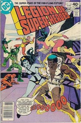 Legion of Super-Heroes Vol. 2 (1980-1987) #264