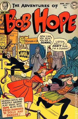 The adventures of bob hope vol 1 #15