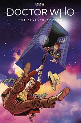 Doctor Who: The Seventh Doctor (Comic Book) #2