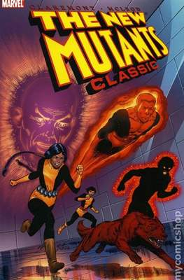 The New Mutants Classics (Softcover 224-280 pp) #1