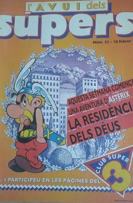L'Avui dels Súpers (Grapa 16 pp) #22