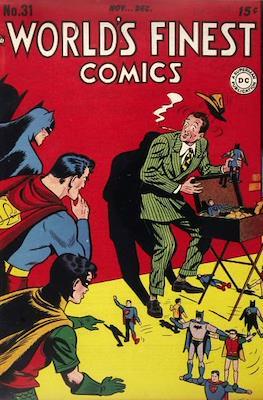 World's Finest Comics (1941-1986) (Comic Book) #31