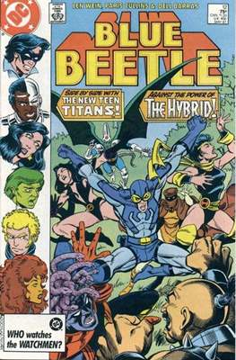 Blue Beetle Vol. 1 (Comic-Book) #12