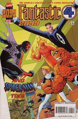 Fantastic Four 2099 (Comic Book) #4