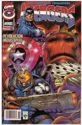 Avengers (Grapa) #15