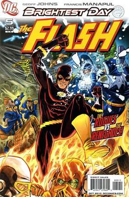The Flash Vol. 3 (2010-2011) (Comic book) #5