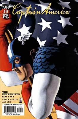 Captain America Vol. 4 (Comic Book) #10