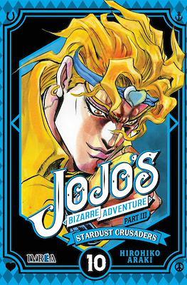 JoJo's Bizarre Adventure - Part III: Stardust Crusaders (Rústica con sobrecubierta) #10