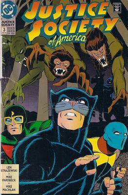 Justice Society of America Vol. 2 (1992-1993) (Comic Book) #3