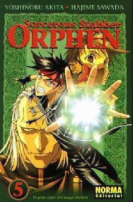 Orphen - Sorcerous Stabber (Rústica con sobrecubierta) #5