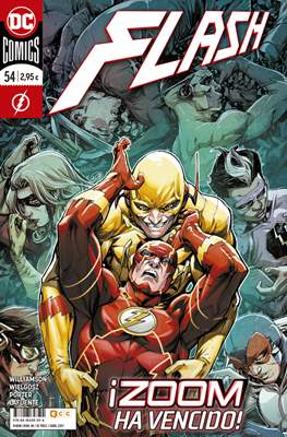 Flash. Nuevo Universo DC / Renacimiento (Rústica - Grapa) #68/54
