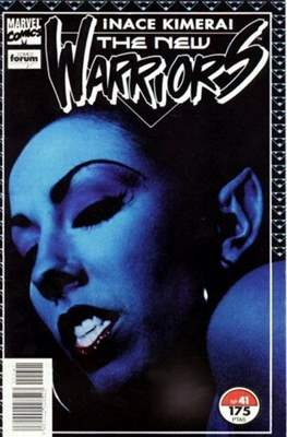 The New Warriors vol. 1 (1991-1995) (Grapa. 17x26. 24 páginas. Color. (1991-1995).) #41