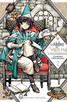 Atelier of Witch Hat - El atelier de sombreros de mago (Rústica con sobrecubierta) #2