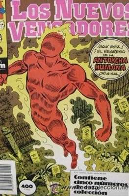Los Nuevos Vengadores Vol. 1 #9