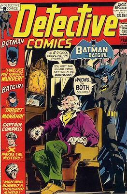 Detective Comics Vol. 1 (1937-2011; 2016-) (Comic Book) #420