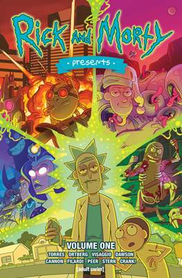 Rick and Morty Presents (Softcover 136 pp) #1