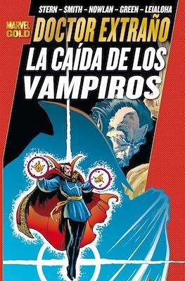 Doctor Extraño. La caída de los vampiros. Marvel Gold