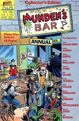 Munden's Bar Annual (Softcover) #1