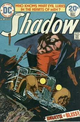 The Shadow Vol.1 #4