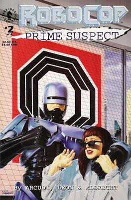 Robocop - Prime Suspect (Grapa) #2