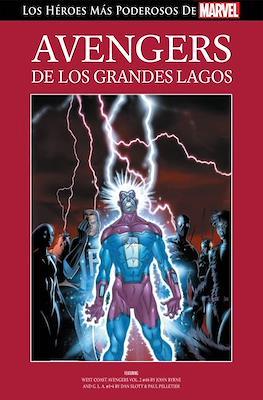 Los Héroes Más Poderosos de Marvel (Cartoné) #69