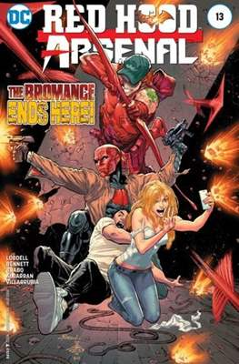 Red Hood / Arsenal (2015-2016) (Comic Book) #13