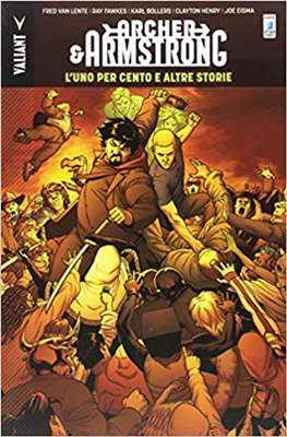 Archer & Armstrong (Brossurato) #7