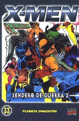 Coleccionable X-Men / La Patrulla-X (Rústica, 80 pp) #33
