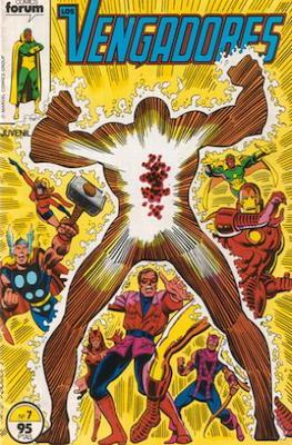 Los Vengadores Vol. 1 (1983-1994) #7