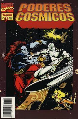 Poderes Cósmicos (1995) Vol. 2 #9