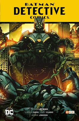 Batman Saga de Scott Snyder (Cartoné) #9