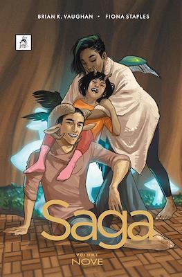 Saga (Capa dura 152 pp) #9