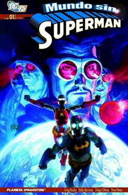 Mundo sin Superman (Rústica 160 pp) #1